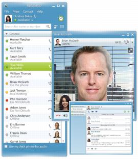 Centralino in Cloud comunicazione unificata Cisco Jabber