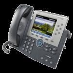 Centralino in Cloud telefono Cisco IP Phone 7965