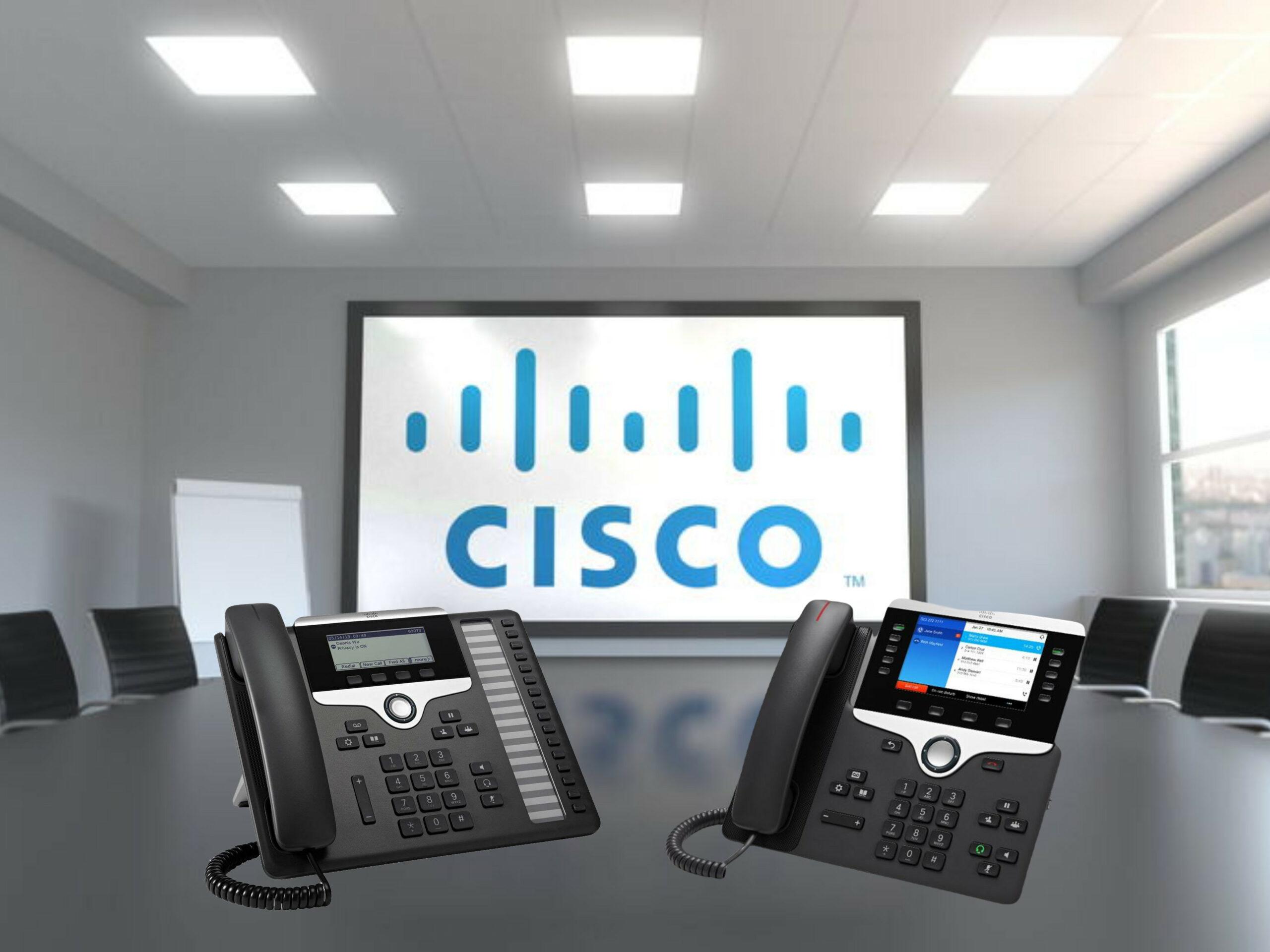 Telefoni CISCO partner